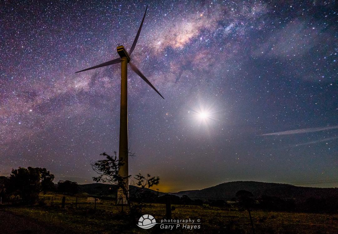 Cosmic Wind II