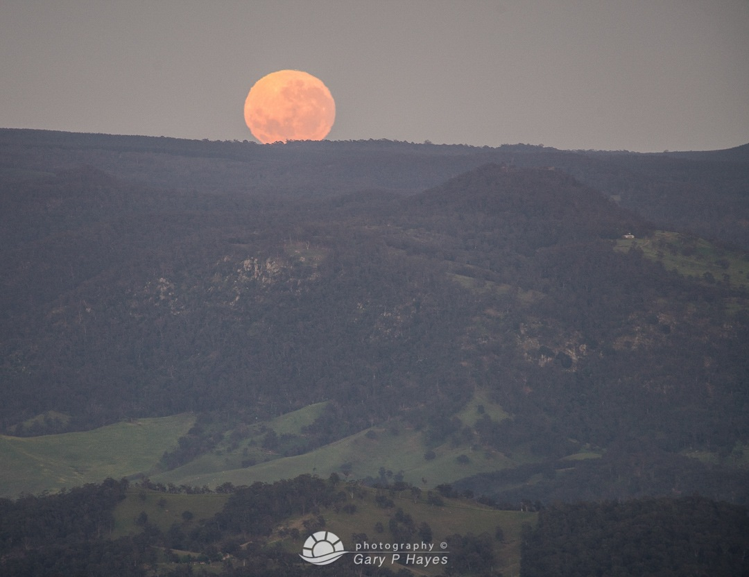 Supermoon Megalong