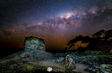 Pulpit Milky Way-2