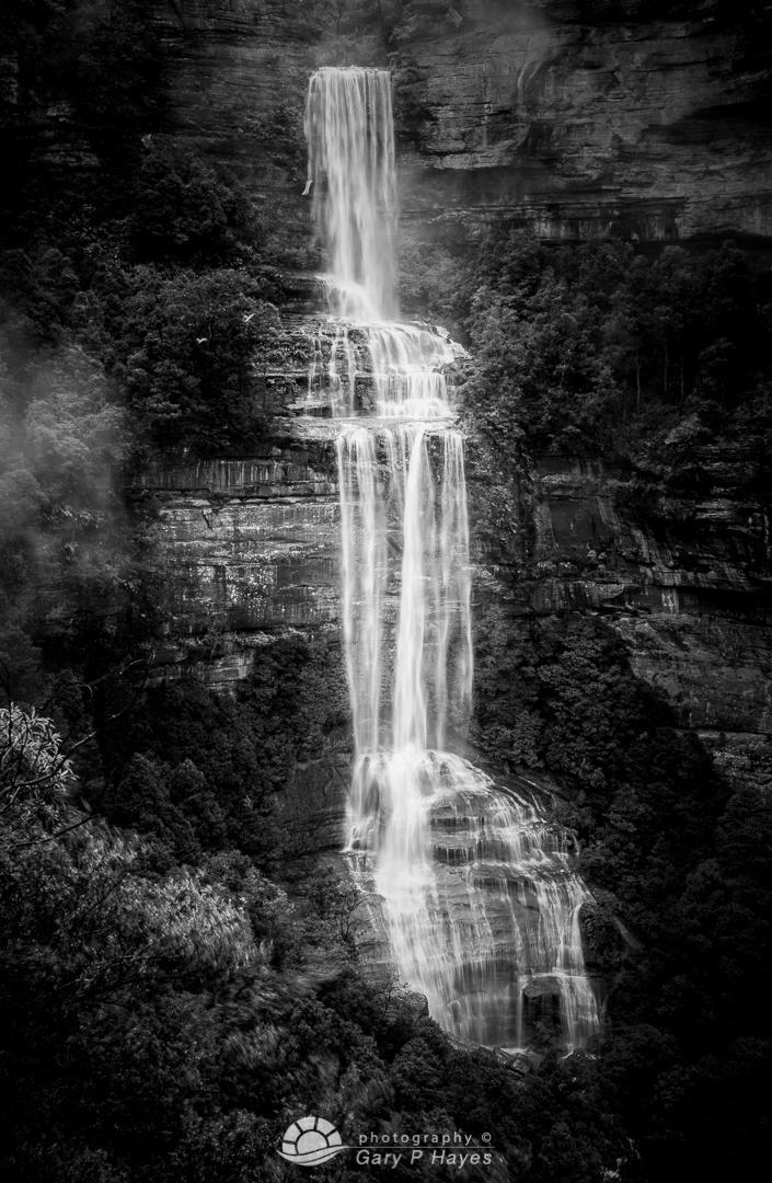 Katoomba Falls Three