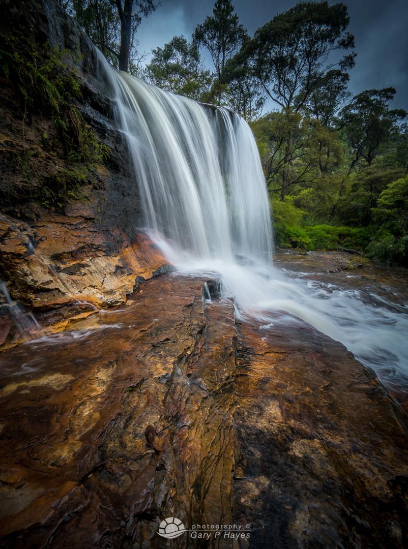 Weeping Rock Wentworth Falls