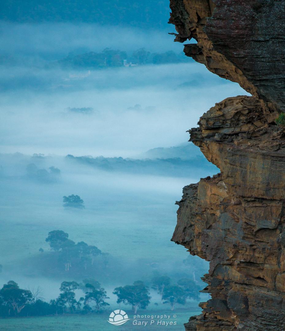 Blue Mist Centennial Glen