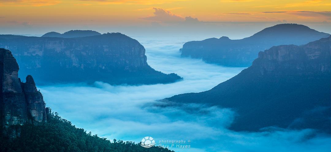 The Blue Mist