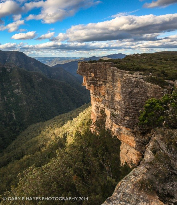 The amazing Kanangra Walls part of the Greater Blue Mountains