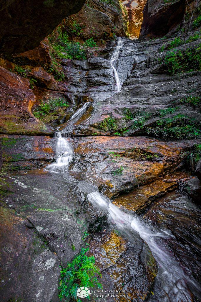 Centennial Glen Falls
