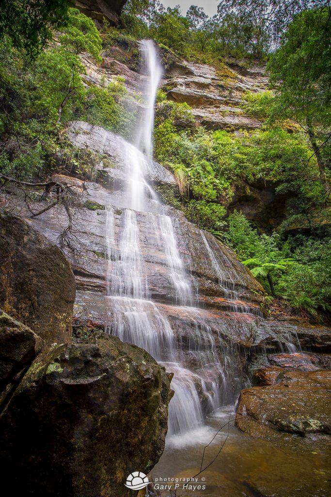 Veras Grotto Falls Katoomba