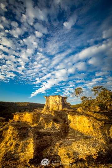 Newnes Plateau Golden Castle