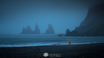 Reynisfjara Red Yellow Blue