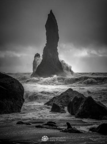 Reynisfjara Rocks iceland