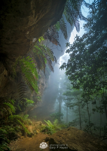 Under the Cliff Katoomba