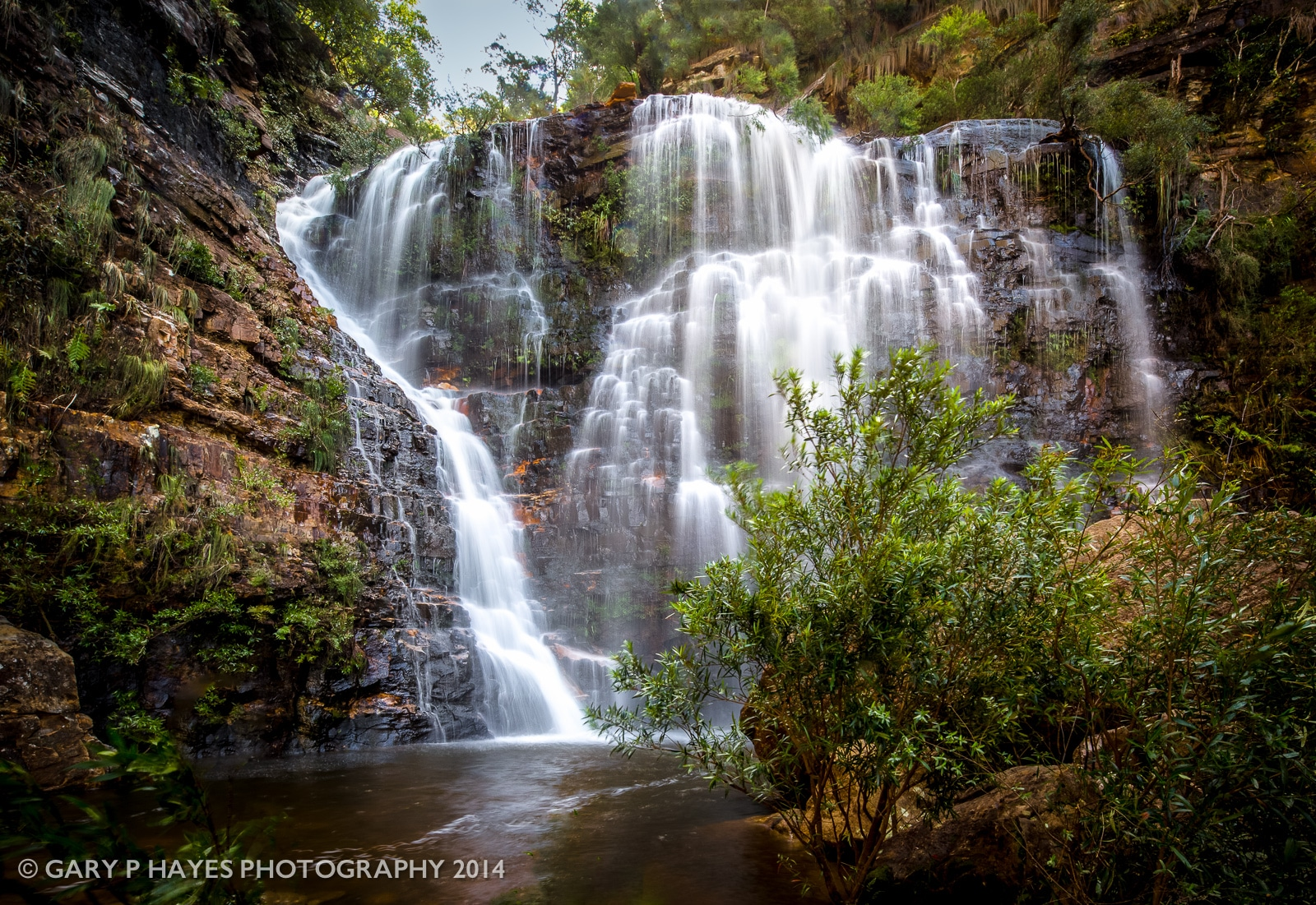 Beauchamp Falls – Grade 4