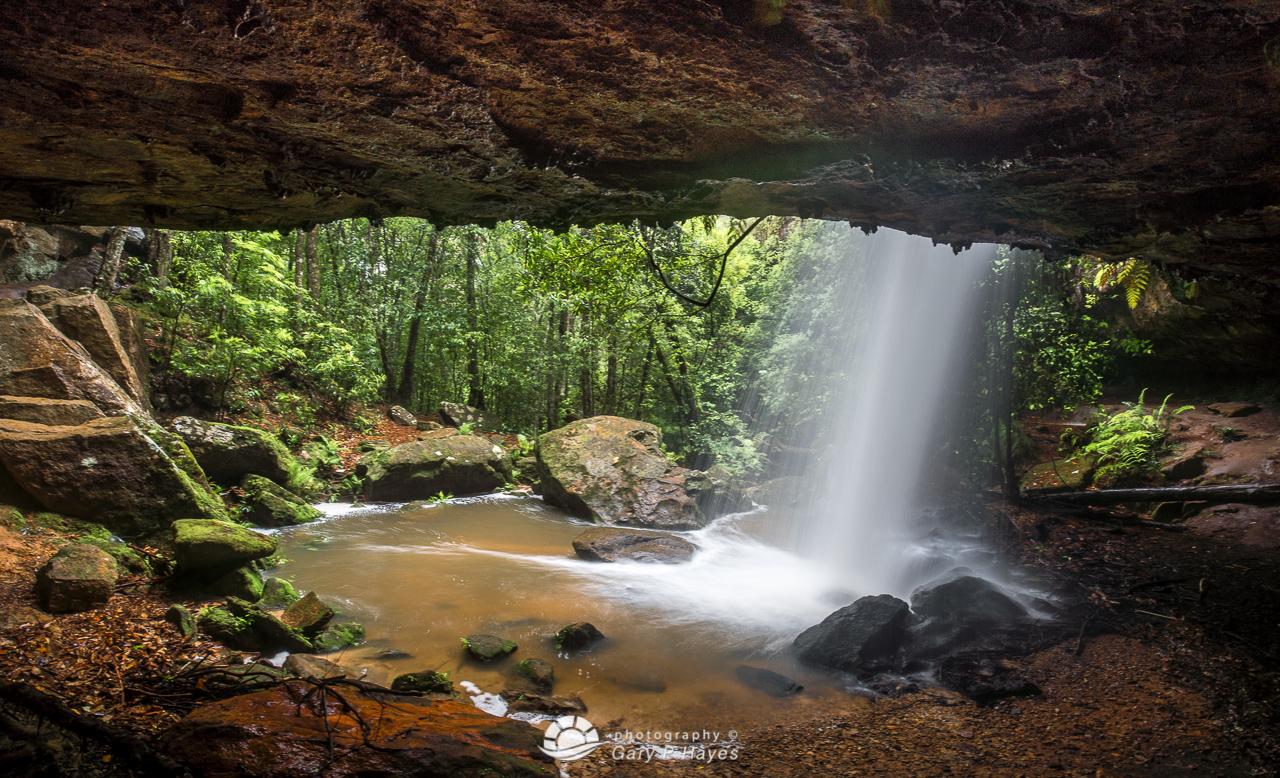 Hazelbrook Waterfall Loop – Grade 3