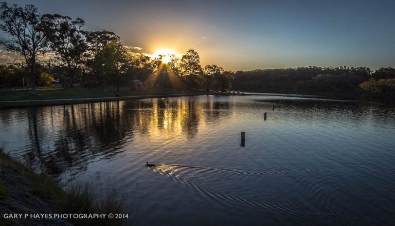Wentworth Falls Lake – Sunset Grade 1