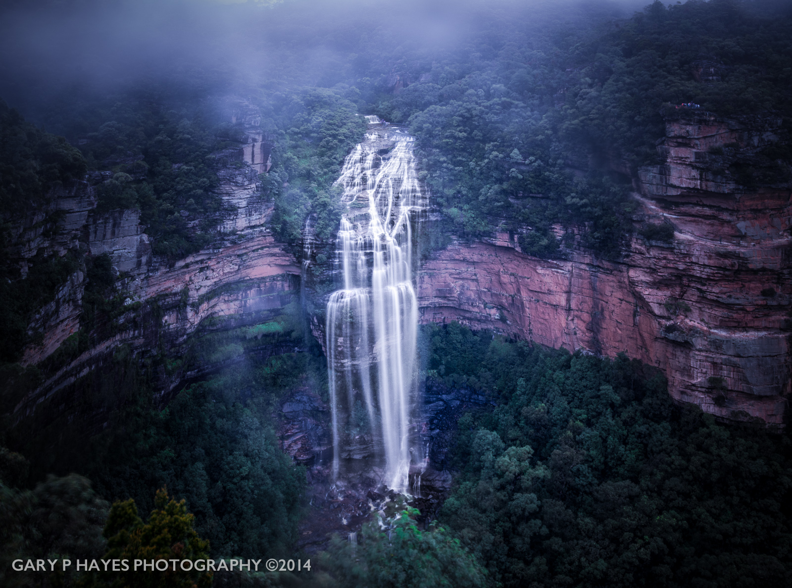 Wentworth Falls & Valley of the Waters – Grade 4