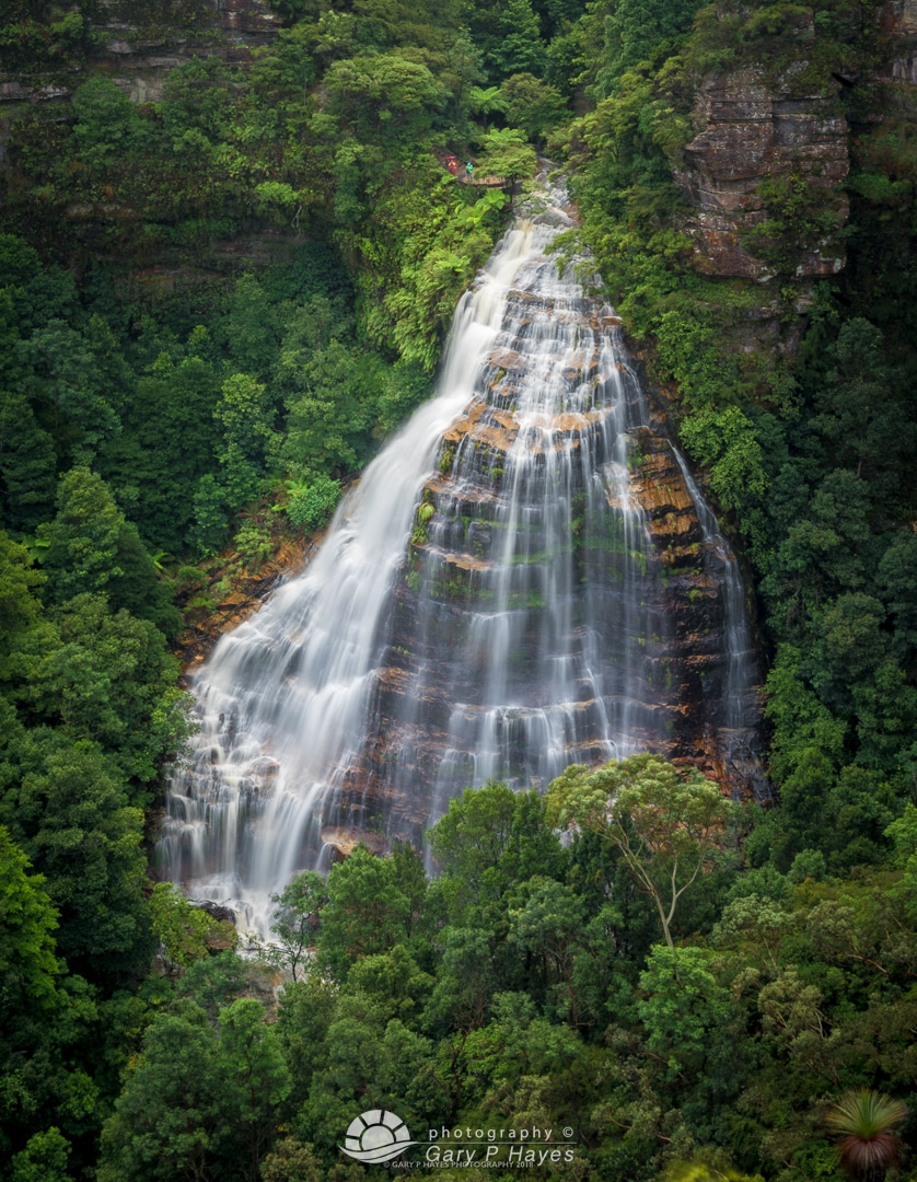 Bridal Veil Falls Leura – Grade 3