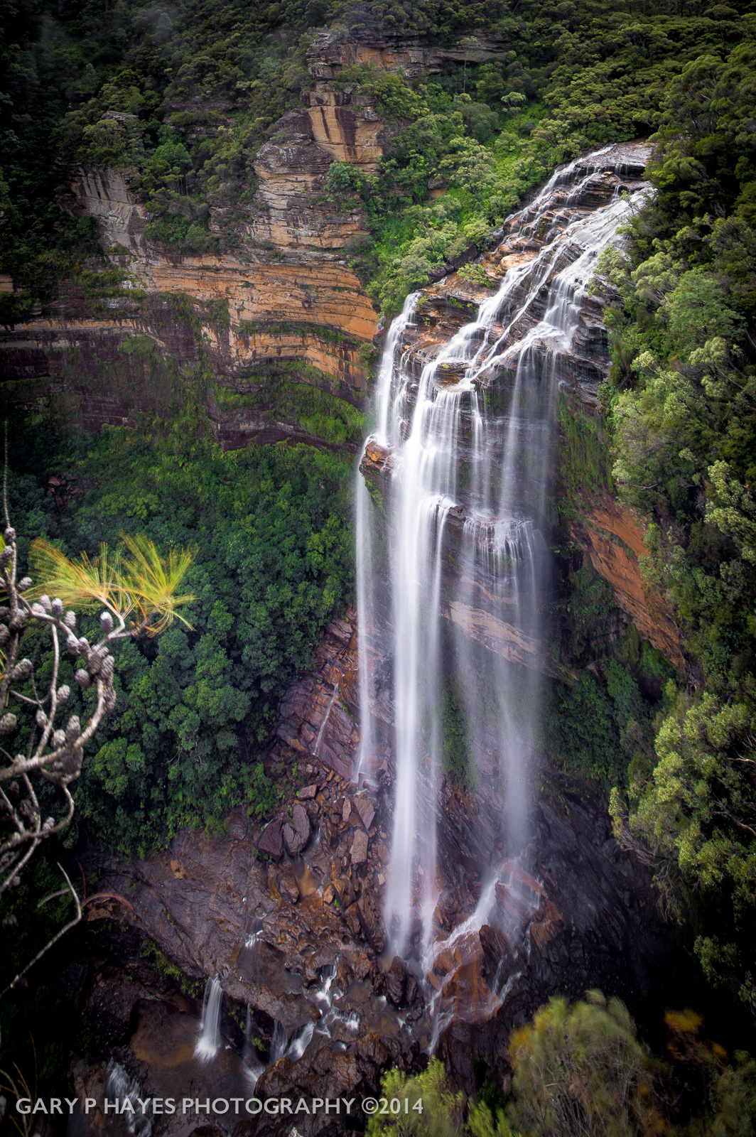 Rocket Point over Wentworth Falls – Grade 2