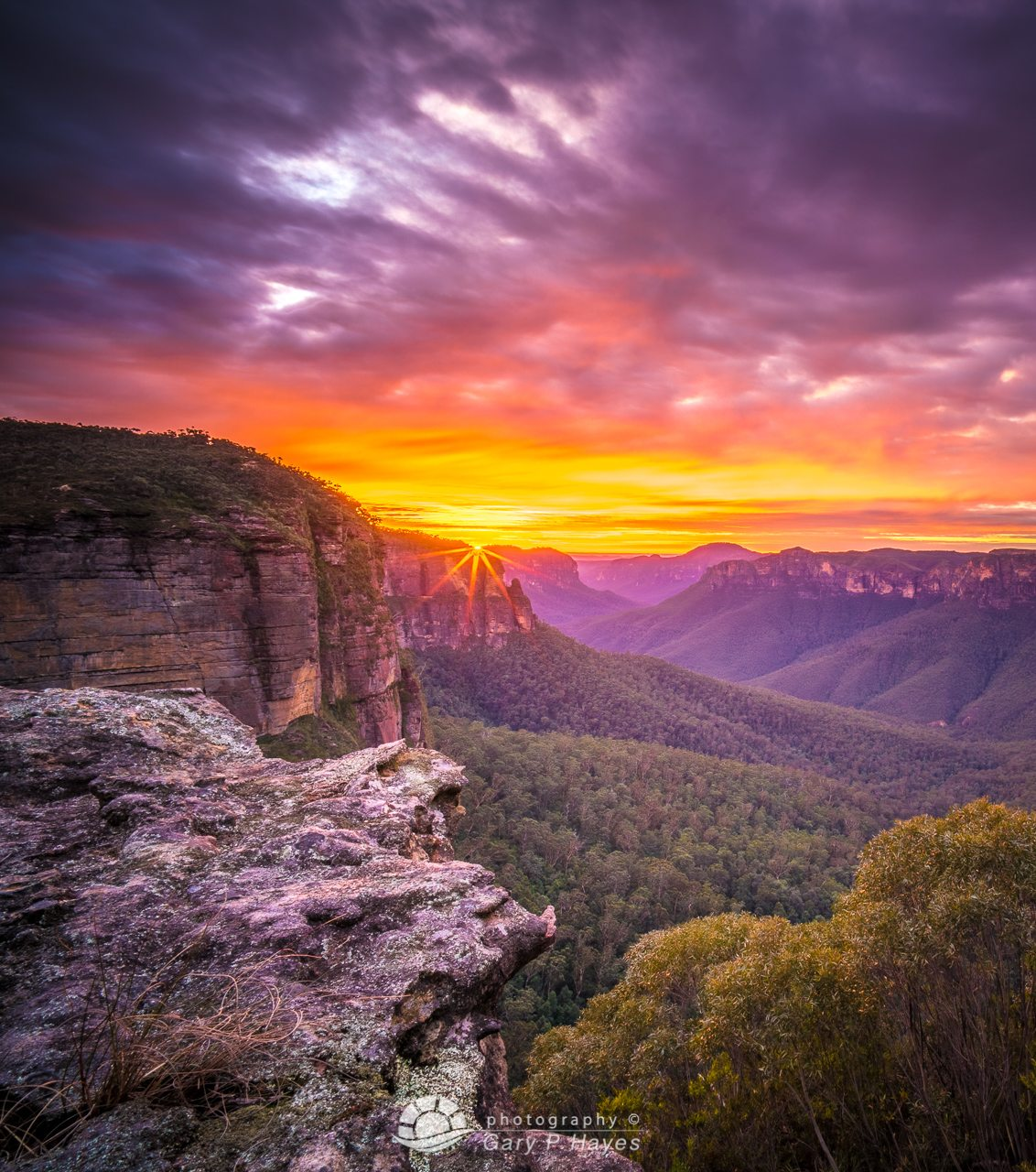 Intro to Landscape Photography Weekend in the Blue Mountains