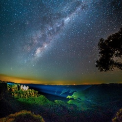 Starry Night Astro Photography